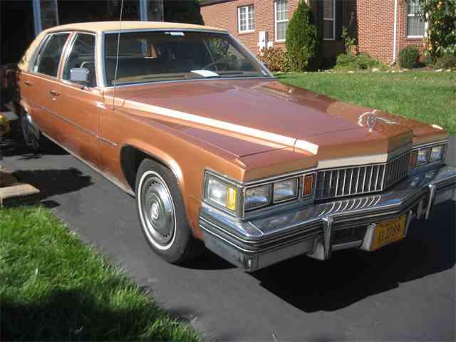 1978 Cadillac Sedan DeVille | 1027658