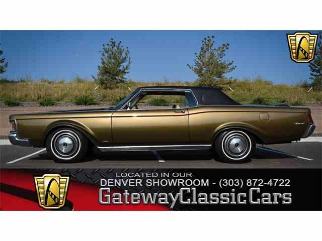 1970 Lincoln Continental | 1020766
