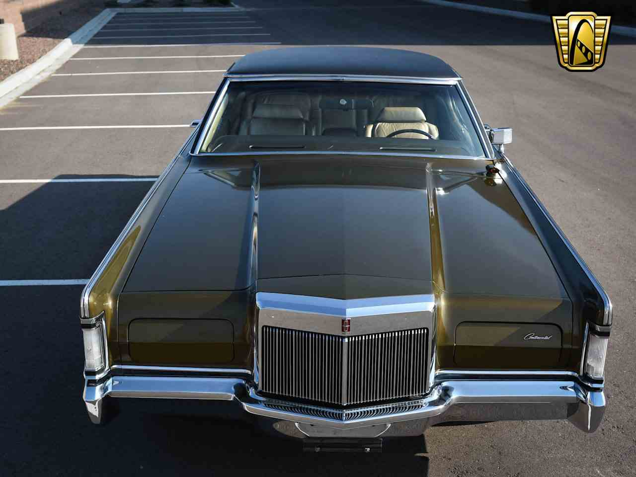 Large Picture of '70 Continental - LVMM