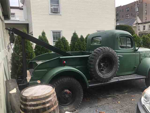 Classic Dodge Power Wagon For Sale On ClassicCars