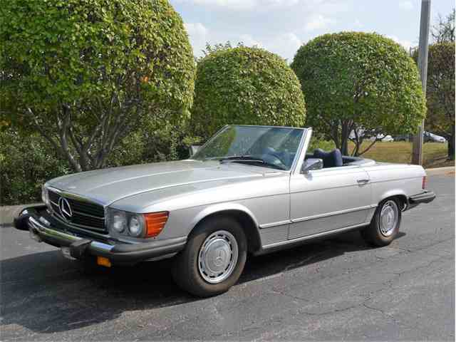 Picture of '75 450SL - M0YD
