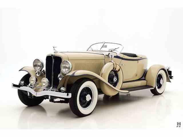 1931 Auburn 8-98 | 1027670