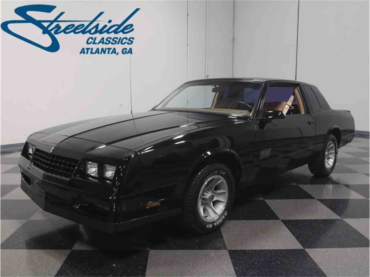 1987 chevrolet monte carlo ss aerocoupe for sale cc 1027678. Black Bedroom Furniture Sets. Home Design Ideas