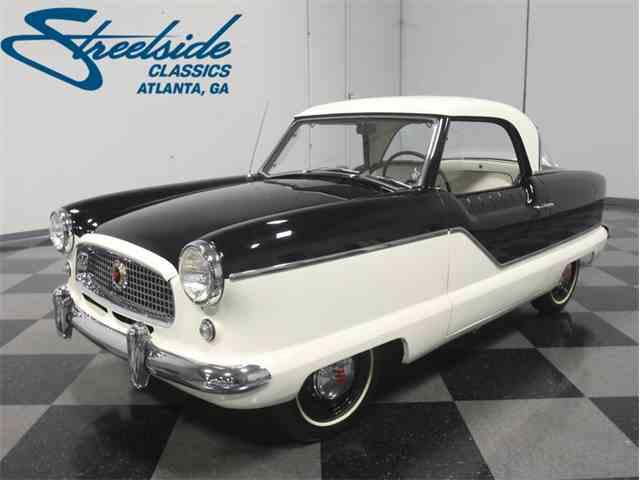 1957 Nash Metropolitan | 1027697