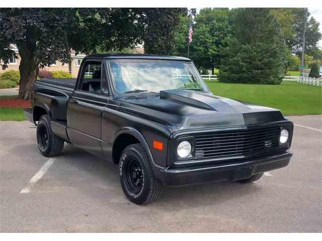 1972 Chevrolet C10 | 1020077
