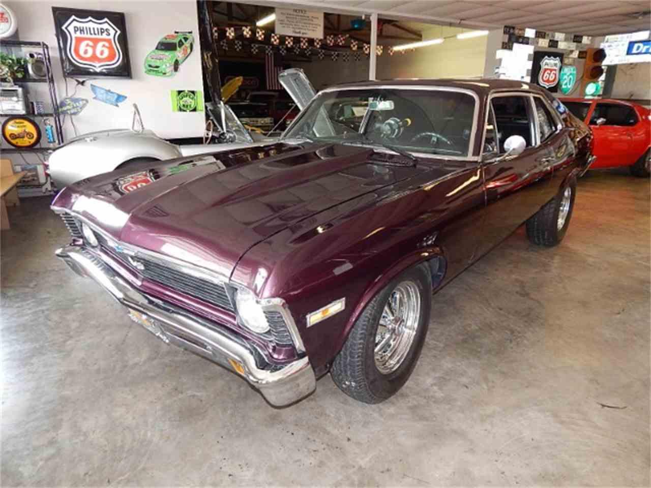 All Chevy 1971 chevrolet nova : 1971 Chevrolet Nova for Sale   ClassicCars.com   CC-1027705