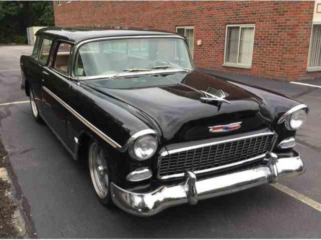 1955 Chevrolet Nomad | 1027708