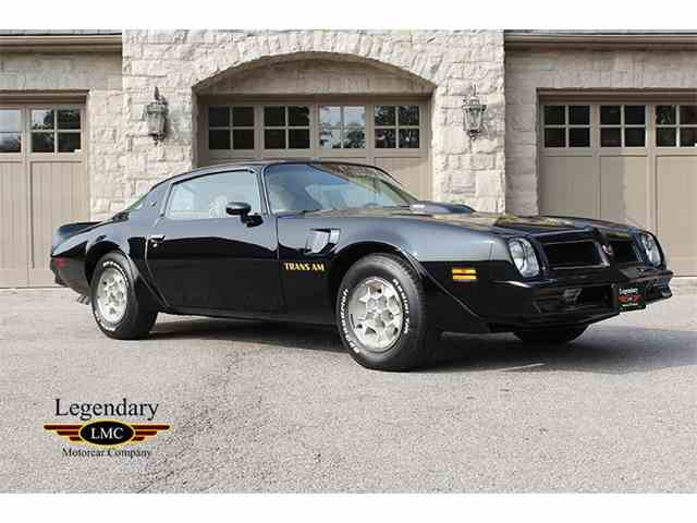 1976 Pontiac Firebird Trans Am | 1027718
