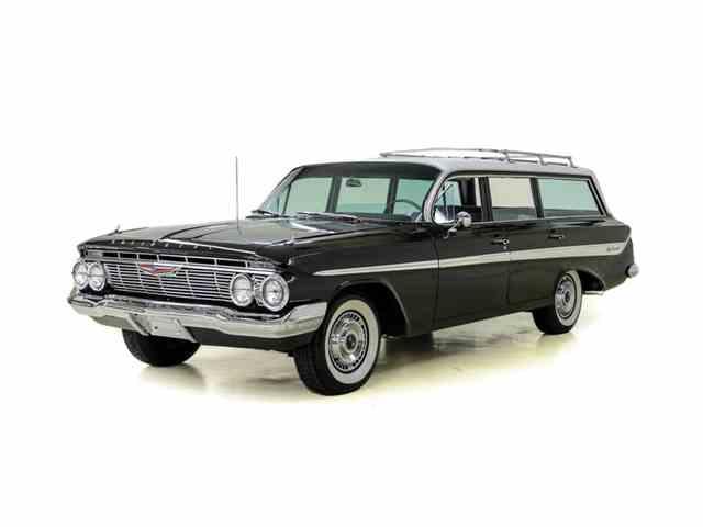 1961 Chevrolet Nomad | 1027719
