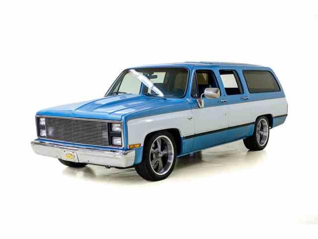 1985 Chevrolet Suburban | 1027721