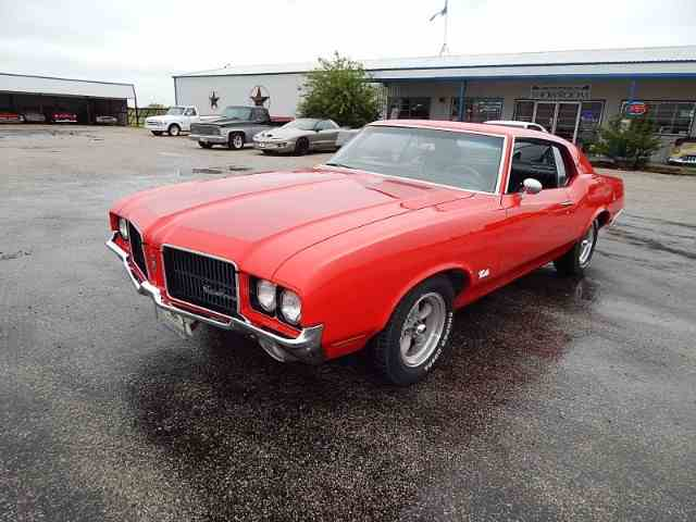 1971 Oldsmobile Cutlass Supreme | 1027722
