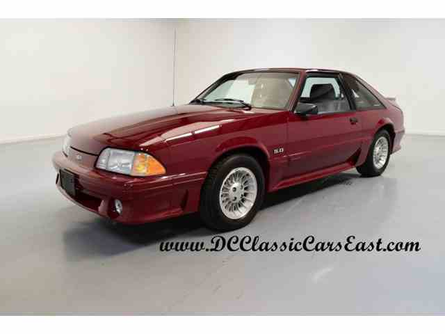 1989 Ford Mustang | 1027729