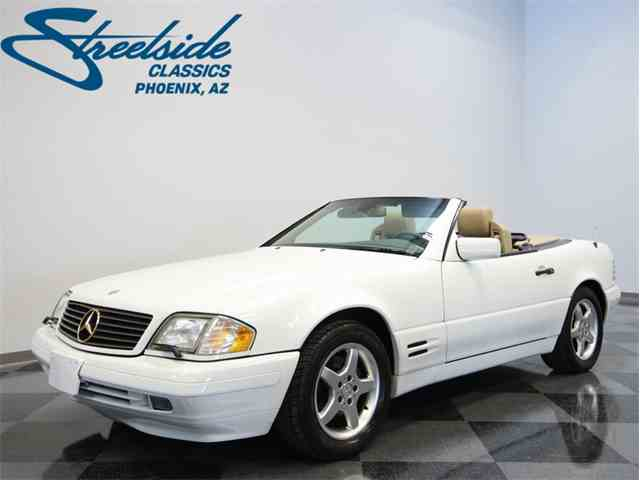 Classic mercedes benz sl500 for sale on for 1998 mercedes benz sl500