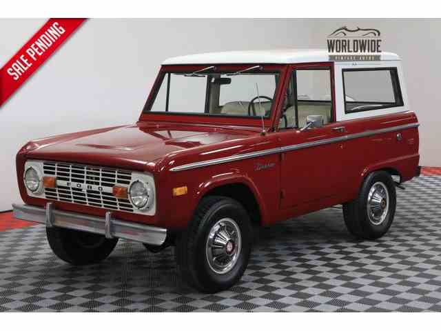 1972 Ford Bronco | 1027731