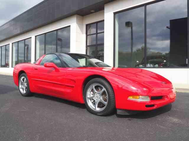 2000 Chevrolet Corvette | 1027732