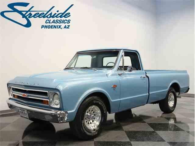 1967 Chevrolet C10 | 1027736