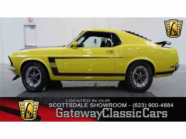 1969 Ford Mustang | 1027738