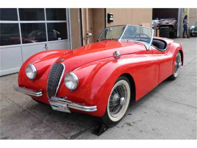 Picture of '53 XK120 - M10H