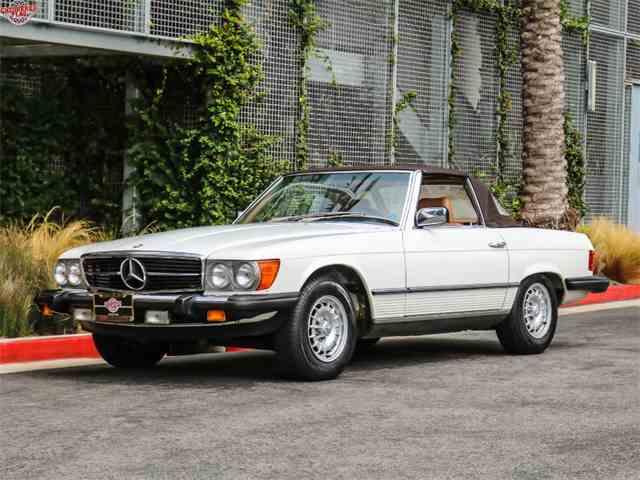 1984 Mercedes-Benz 380 | 1020775
