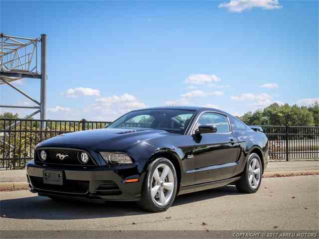 Picture of '13 Mustang - M10T