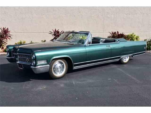 1966 Cadillac Eldorado | 1027760