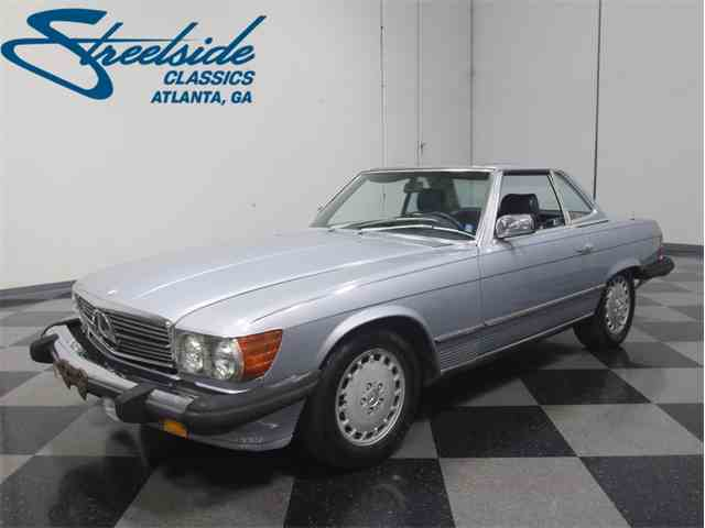 1984 Mercedes-Benz 380SL | 1027766