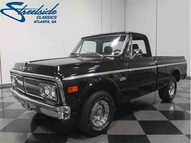 Picture of '69 GMC C/K 10 located in Georgia Offered by Streetside Classics - Atlanta - M11C