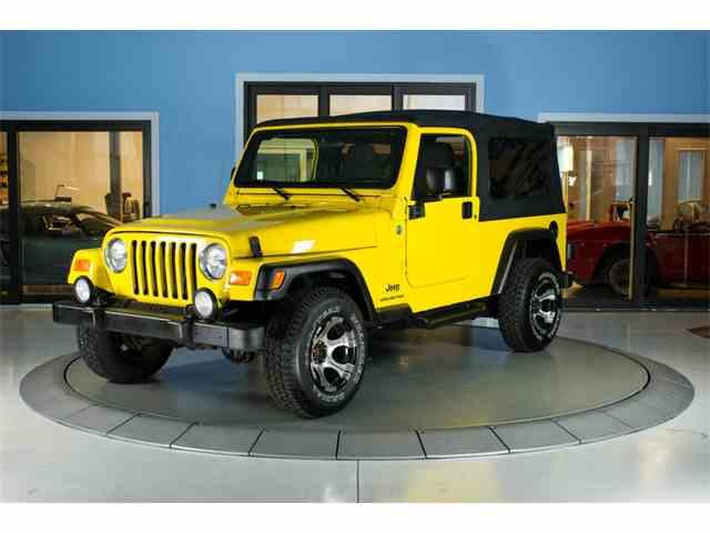 2004 Jeep Wrangler | 1027779