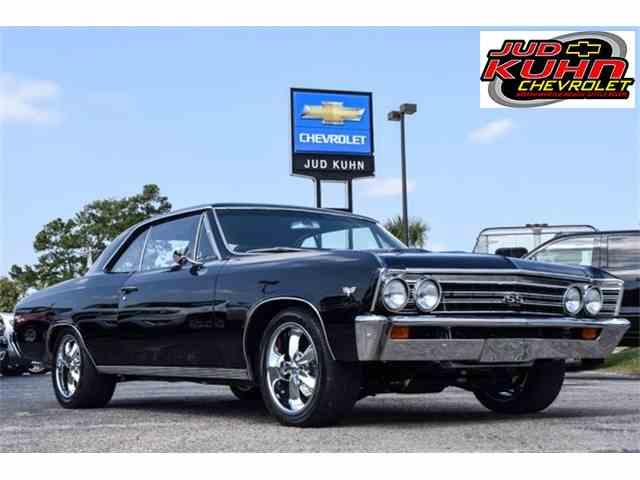1967 Chevrolet Chevelle | 1027796