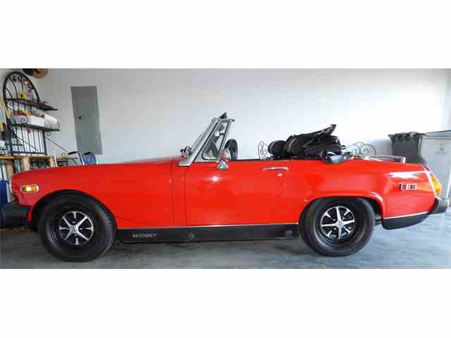 1976 MG Midget | 1027799