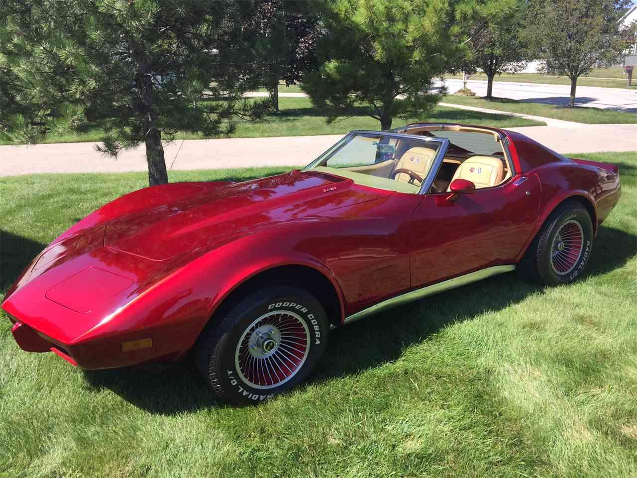 1976 chevrolet corvette for sale cc 1027800. Black Bedroom Furniture Sets. Home Design Ideas