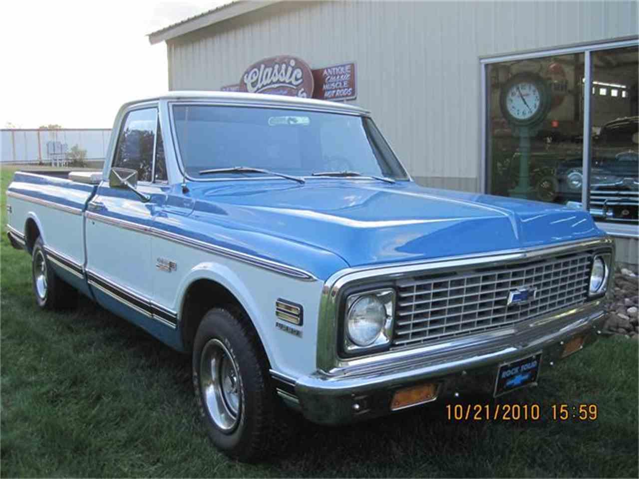All Chevy 1972 chevrolet cheyenne super : 1972 Chevrolet Cheyenne for Sale   ClassicCars.com   CC-1027807