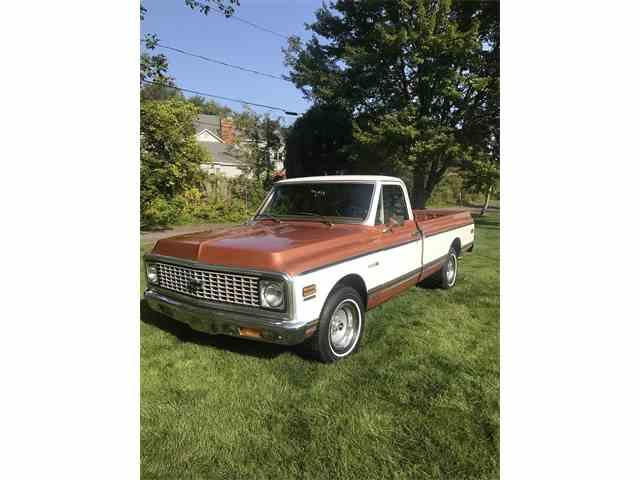 1972 Chevrolet Cheyenne | 1027809