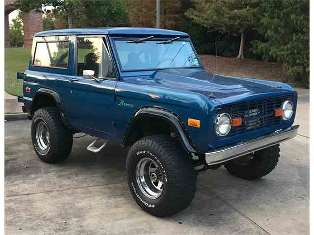 1971 Ford Bronco | 1027814