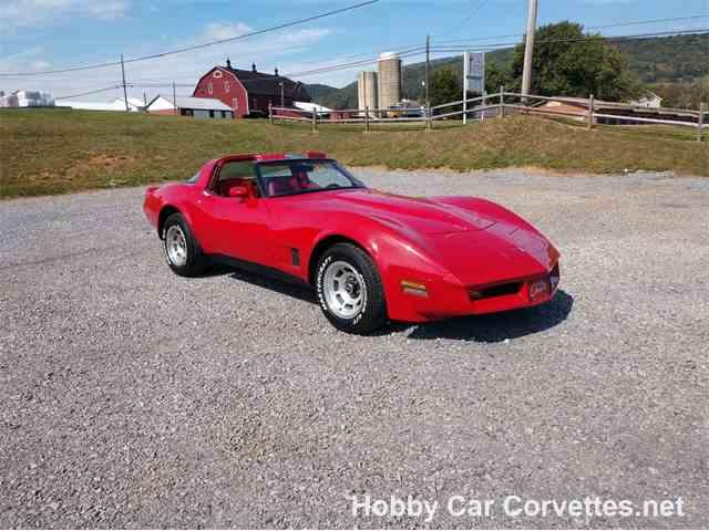 1981 Chevrolet Corvette | 1027824