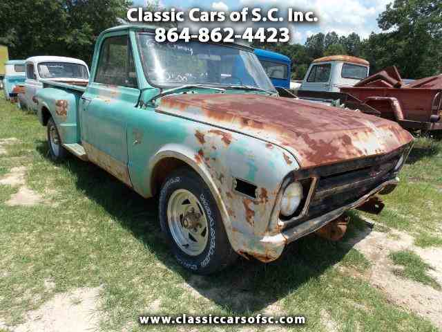 1968 Chevrolet C10 | 1027835