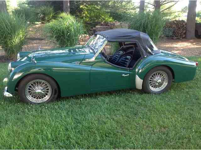 1961 Triumph TR3A | 1027844