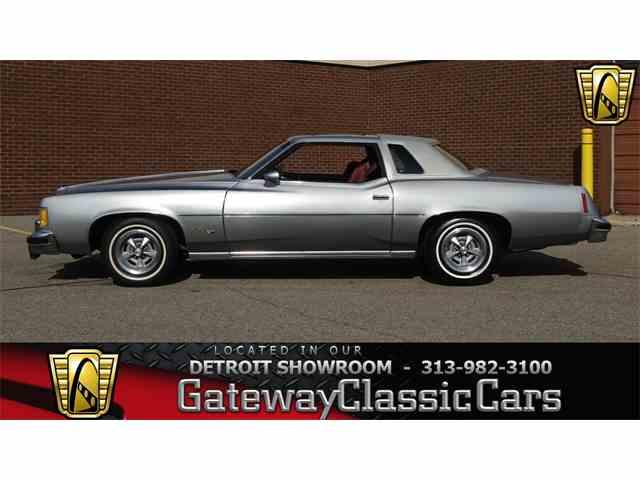 1976 Pontiac Grand Prix | 1020785