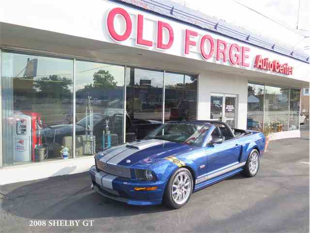 2008 Shelby GT | 1027860