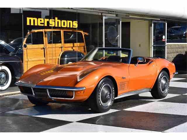 1972 Chevrolet Corvette | 1027868