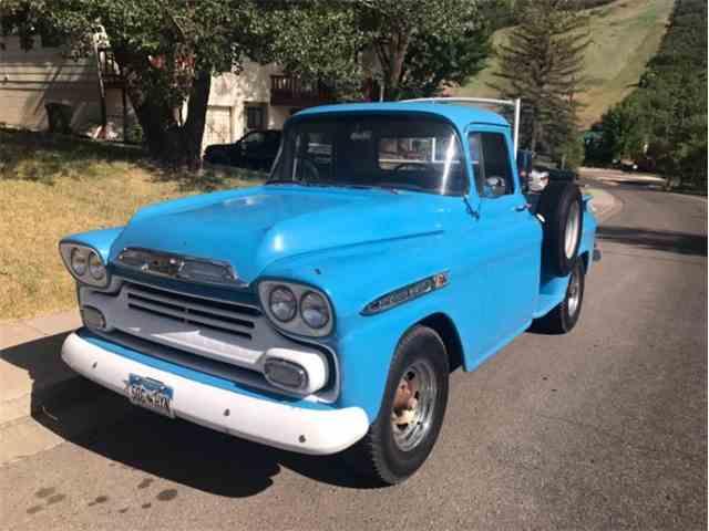 1959 Chevrolet 3600 | 1020787