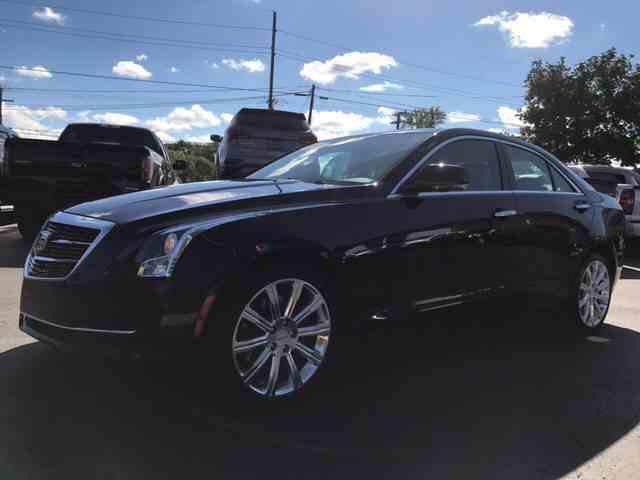 2015 Cadillac ATS   1027872
