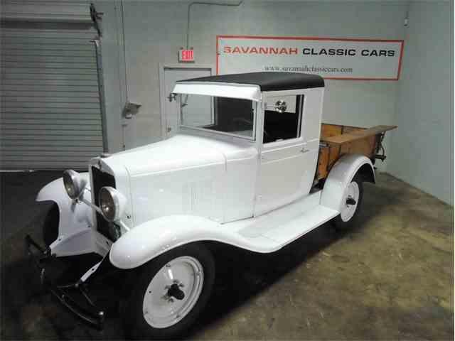 1930 Chevrolet AD Universal | 1027877