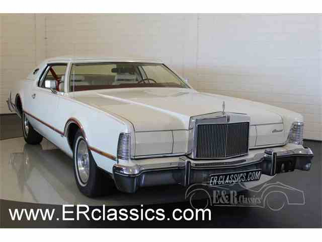 1976 Lincoln Continental Mark IV | 1027892