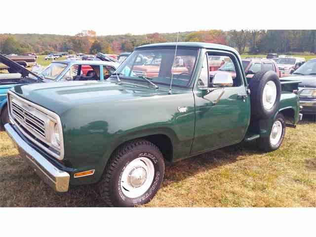 1973 Dodge D100 | 1027902