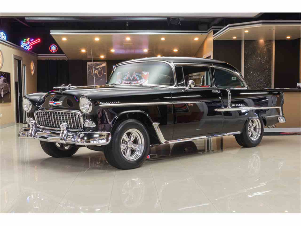 Large Picture of Classic 1955 Bel Air located in Michigan - $66,900.00 - LVNC