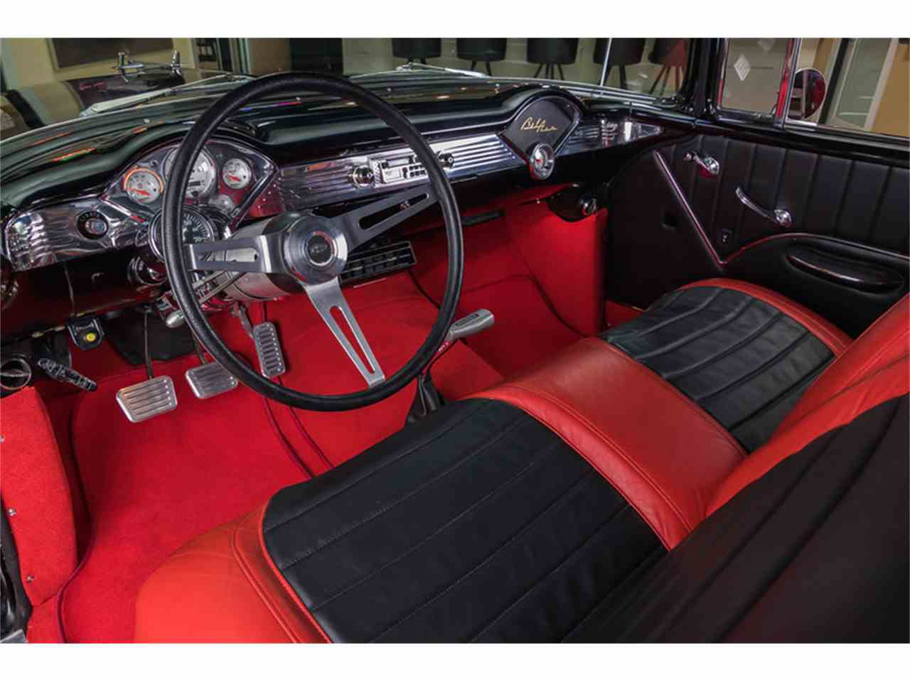 Large Picture of Classic 1955 Bel Air - $66,900.00 Offered by Vanguard Motor Sales - LVNC