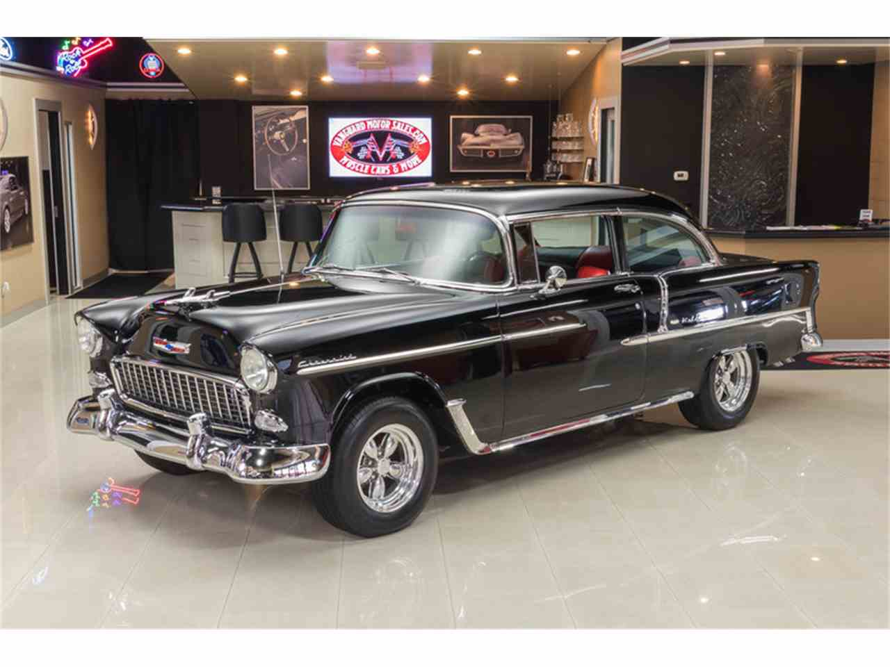Large Picture of 1955 Chevrolet Bel Air - $66,900.00 - LVNC