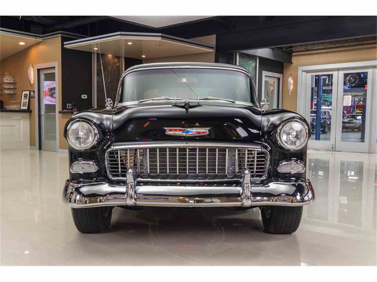 Large Picture of Classic 1955 Bel Air - LVNC