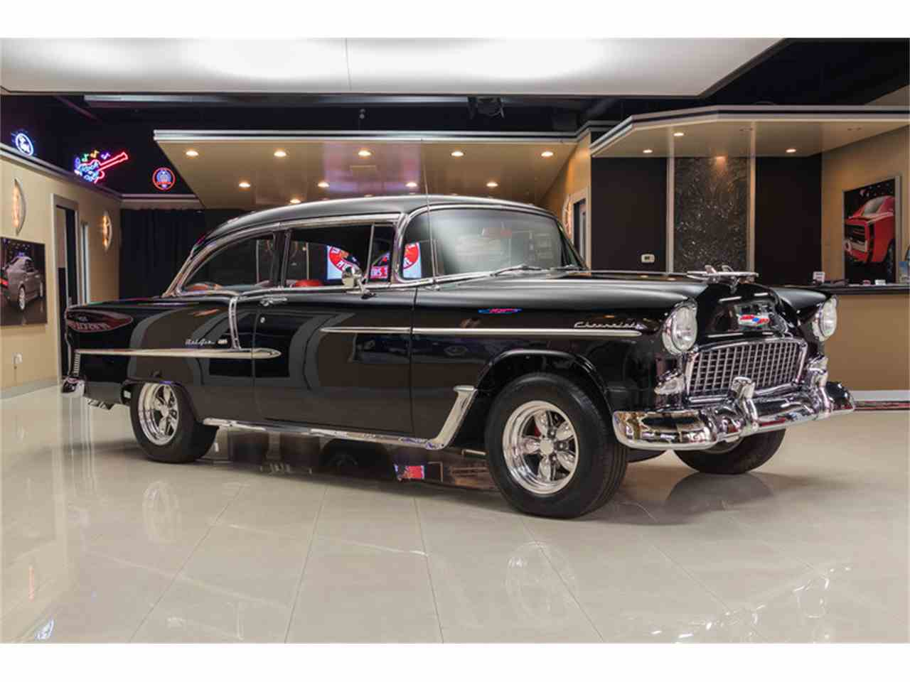 Large Picture of Classic 1955 Chevrolet Bel Air Offered by Vanguard Motor Sales - LVNC